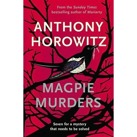 book review magpie murders by anthony horowitz what shall i read