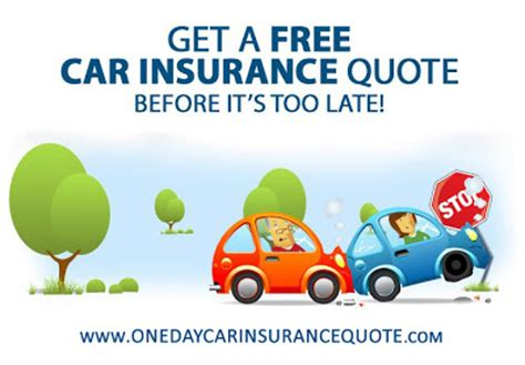 Cheap Car Insurance 1 Day by Car Insurance For 1 Day