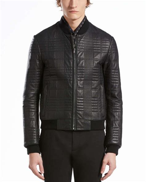 edredones gucci gucci quilted leather bomber jacket ropa y accesorios