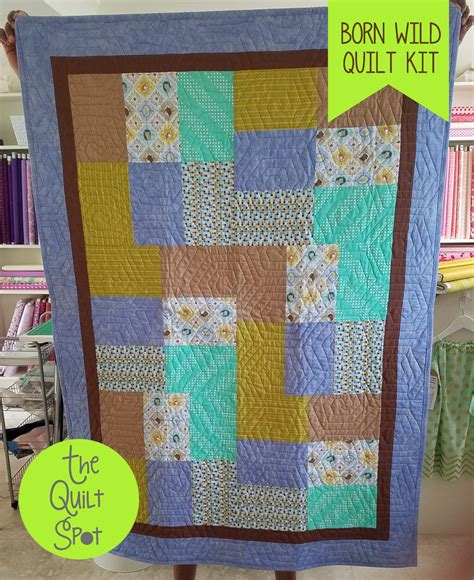 Quilt Top Kits by Born Quilt Top Kit
