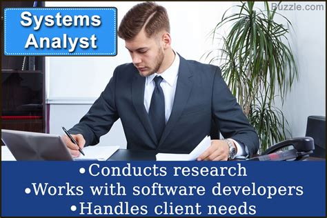 system analyst description systems analyst description their duties and