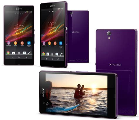 Sony Z1 Big Ram 2 16 sony xperia z1 16gb 2gb ram single sim 5 quot purple
