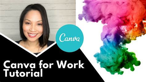 canva work canva for work step by step tutorial on how to use canva