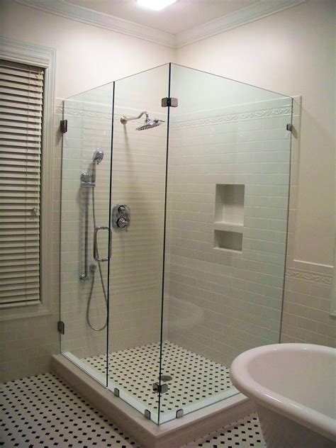Showers Bathrooms The Comforts Of Home Master Bath Shower
