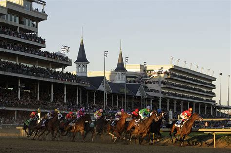 Churchill Downs Calendar Churchill Downs To Host Breeders Cup In 2018 Wsj