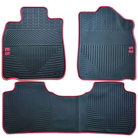 How To Remove Rubber Smell From Car Mats by Waterproof Anti Skip No Odor Green Durable Carpets