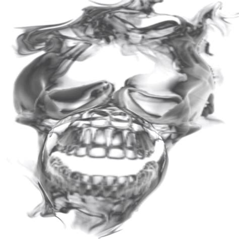 big skull smoke png transparant 2 by cakkocem on deviantart