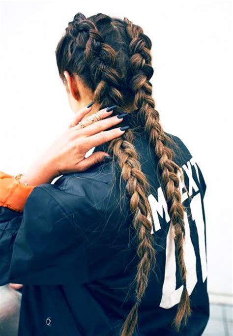 braids that arent heavy best 25 travel hairstyles ideas that you will like on
