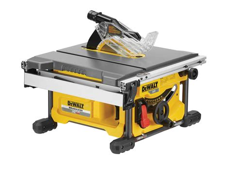 Dewalt Table Saw by Dewalt Dcs7485n Xj 54v Xr Flexvolt 210mm Table Saw Bare Unit