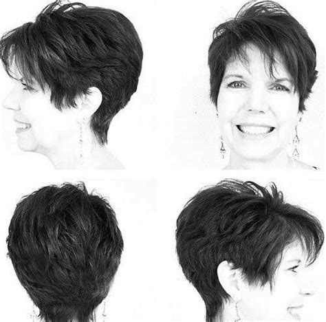 Hairstyles Cuts For 50 by Wedge Cuts For 50 Hairstyle 2013