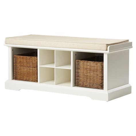 entryway bench and storage breakwater bay selbyville storage entryway bench reviews wayfair