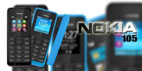 Hp Nokia 105 107 Dan 108 nokia 105 si mungil ceria dengan harga meriah merdeka
