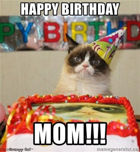 Happy Birthday Mum Meme - 20 memorable happy birthday mom memes sayingimages com