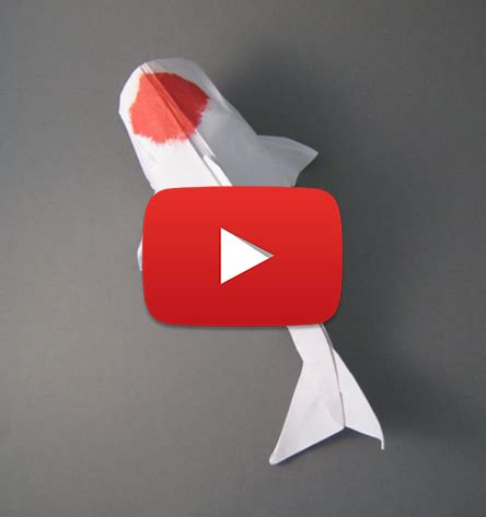 origami koi fish easy simple koi fish origami 2018
