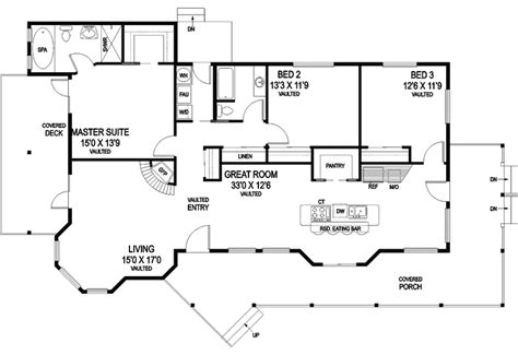 robinson house plans robinson country ranch home plan 085d 0824 house plans and more