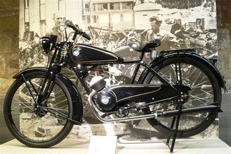 Oldtimer Motorrad 4 Takt by Powerdynamo F 252 R Nsu Fox 2 4 Takt