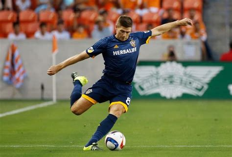 The Turn Out For The The La Galaxy Vs Chelsea Fc Match by Steven Gerrard On His Mls Heartbreak As La Galaxy Crash