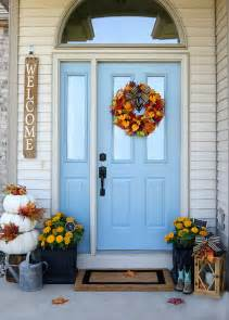 home depot ideas decoration cheery fall front door decorations