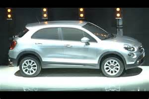 Fiat Punto Crossover Modified Cars 2014 Fiat 500x Crossover