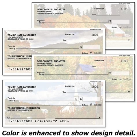 America Background Check Rustic America Duplicate Checks Current Catalog
