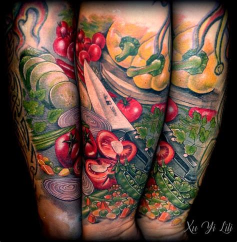 chef tattoo designs best 20 chef ideas on cooking