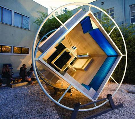 rotating house bureau spectacular s awesome rotating house core77