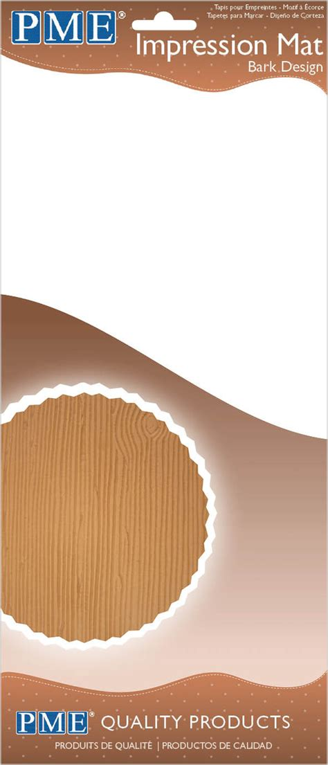 Fondant Impression Mats Australia by Pme Icing Fondant Impression Imprint Mat Sugarcraft