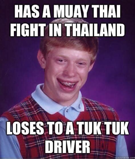 Martial Arts Memes - muay thai martial arts mma training and fight humor