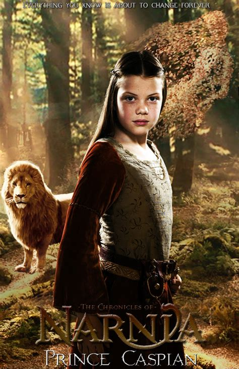 narnia film lucy narnia character poster lucy by archer ams on deviantart
