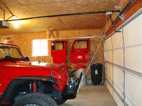 Jeep Wrangler Unlimited Top Hoist Finally Got My Top Hoist Done