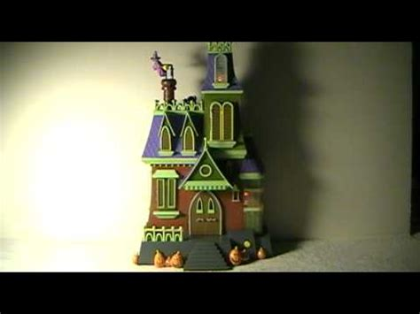 haunted house toy toy halloween haunted house youtube