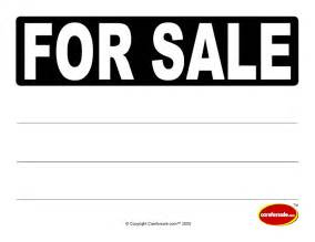 Car For Sale Sign Template by Printable Car For Sale Sign Cliparts Co