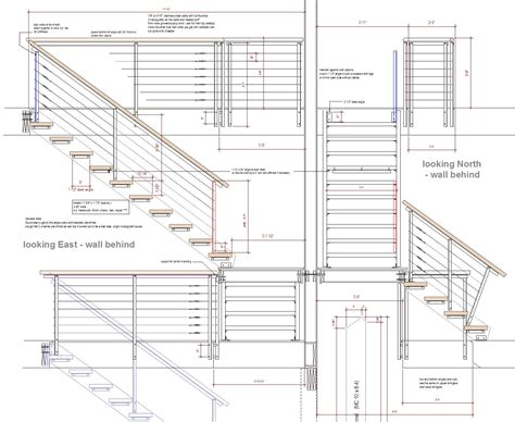 stair plan steel stair details view deck railing ideas at http