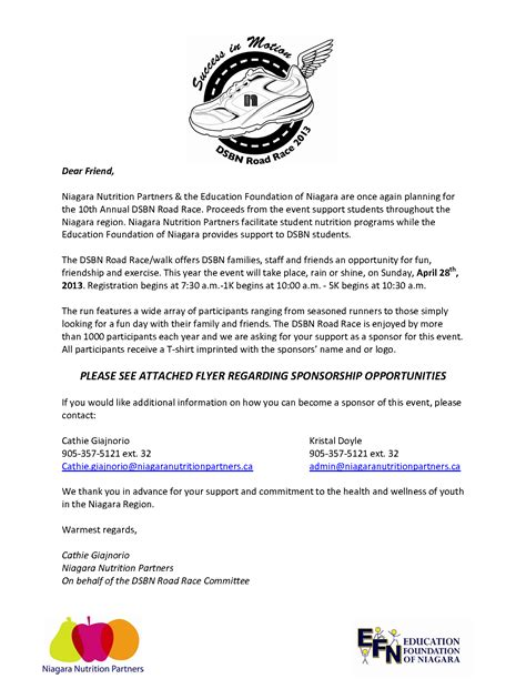 Sponsor Letter For Quince pin sponsor donate thank you dragons on