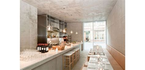 David Chipperfield Kantine by David Chipperfield Architects Berlin Office
