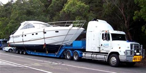 boat hauling new york boat transport cost to new york - Boat Transport York