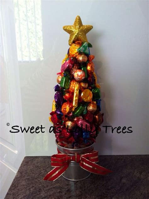 quality street christmas lolly tree lolly trees 2