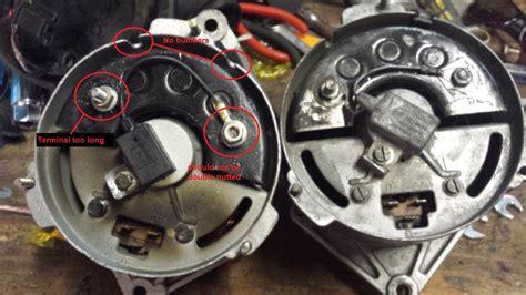 alternator wire harness wire size garmin 4 pinwiring