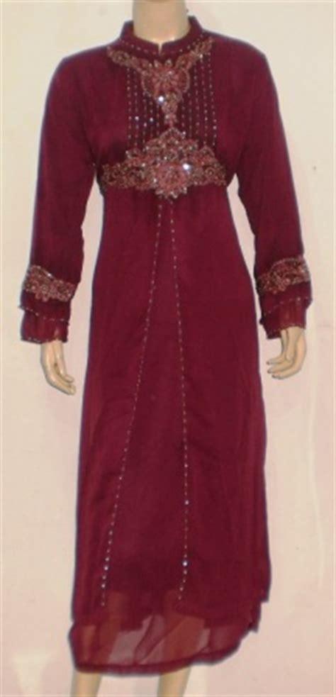 Gamis Pesta Grosir Gamis Pesta Murah Gp021 Grosir Baju Muslim Tanah Abang