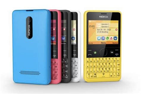 Hp Nokia Asha 210 Tahun harga nokia 210 www imgkid the image kid has it