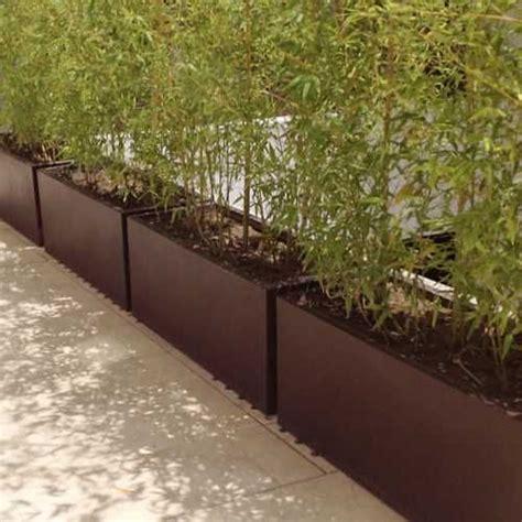 imagenes de macetas minimalistas jardineras macetas minimalistas de fibra de vidrio meue