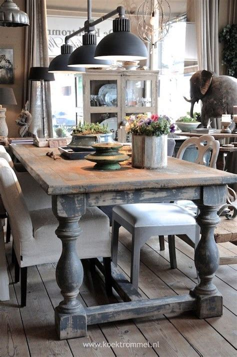 beautiful kitchen tables beautiful dining table made from salvaged wood and turned legs via koektrommel dining room