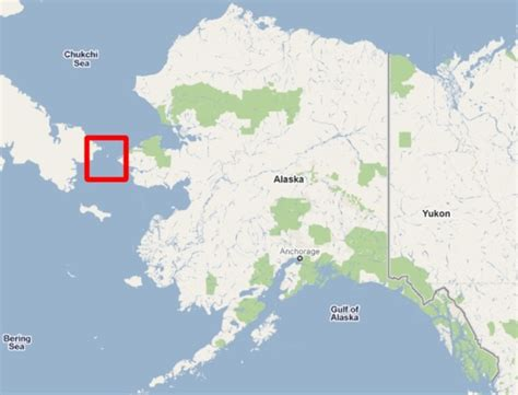russia map alaska strange maps you can see russia from alaska proud