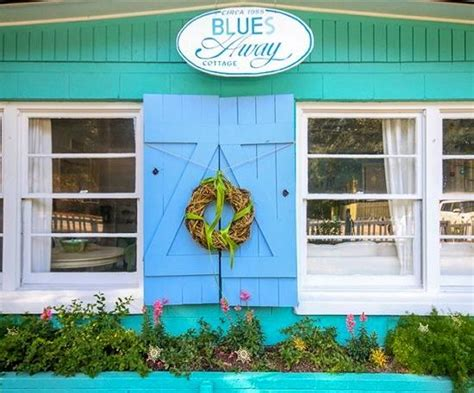 Cottage Name by Blissful Tybee Island Cottages Bliss Living