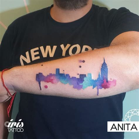 glow in the dark tattoo san diego ny iris tattoo pinterest watercolors palermo and
