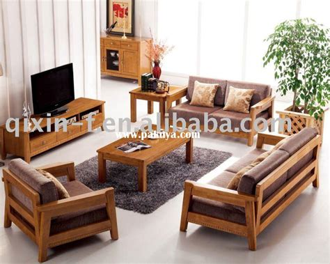 Wooden Living Room Sets Wooden Sofa Sets For Living Room Write