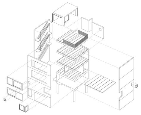 Floor Plans For Garage Apartments Small House Fits On A Site The Size Of A Suburban Garage