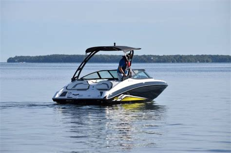2017 yamaha ar195 boat test review 1254 boat tests - Yamaha Boats Test