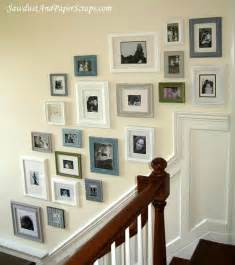 Wall Frames Ideas Little Cove Design Frame Your Blank Wall Collage Of Frames