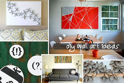 how to fill an empty kitchen wall living room ideas 25 diy wall art ideas that spell creativity in a whole new way
